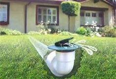 lawn drainage solutions - Bing Images