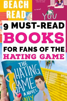 Looking for a book like The Hating Game? We gathered 9 similar books to read if you loved this enemies to friends romantic comedy novel. See if your other favorites made the list! Books To Read In Your 20s, Books To Read For Women, Best Books To Read, Good Books, Big Books, Beach Reading, I Love Reading, The Hating Game, Best Romantic Comedies