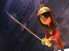 Kubo in his magical protective armor from Kubo and the Two Strings