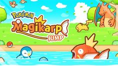 Pokemon Company launched new mobile Pokemon game and it's about the Magikarps