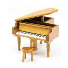 Casute de Papusi   Cutiute muzicale   Diorame - DinPovesti.ro Piano, Music Instruments, Modern, Diy, Decor, Trendy Tree, Decoration, Bricolage, Musical Instruments