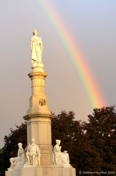 2014 Photo Contest - Rainbow at Gettysburg, a Sign From Above...   American Civil War Forums