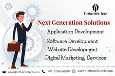 Do you want to grow your rapidly? Let us expose your business digitally & get more and more customers for you💻📱🌏 Mobile App Development Companies, Application Development, Software Development, Digital Marketing Services, Online Marketing, Marketing Consultant, Entrepreneurship, Business, Store