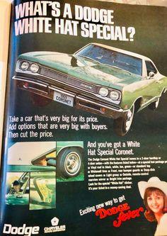 Dodge Coronet, Magazine Ads, Car, Automobile, Autos, Cars