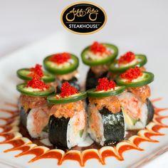 Volcano Roll, Menu Pdf, Sushi Menu, Food Gallery, Seafood, Rolls, Ethnic Recipes, Sea Food, Buns