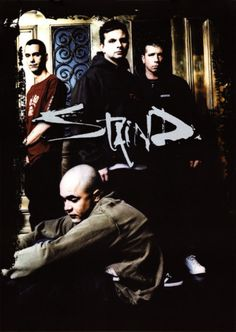 Staind...a truly awesome band. Aaron Lewis is a genius.