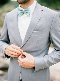 2017 Wedding Suits For Men Light Gray costume homme Custom Made Grey terno masculino suit 2 Button Notch Lapel Pale mens Suits Wedding Men, Wedding Groom, Wedding Suits, Wedding Attire, Trendy Wedding, Wedding Rings, 2017 Wedding, Wedding Blue, Spring Wedding