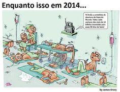 O Brasil DEFINITIVAMENTE não está pronto pra esse tipo de evento....