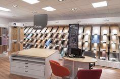Project: Carpetright  Location: Clapham  Client: Carpetright  Interior Design: True Story  Project Management: Concept PMS