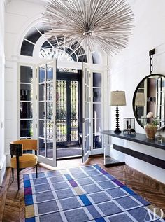 First Impressions: Tips to revamp your entry way, courtesy of the best entrances out there!  Design Tips   Decorating   Organization   Beautiful Rooms   Halls and Entryways   Hadley Court Interior Design blog
