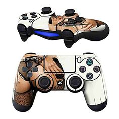 Faceplates, Decals & Stickers 2 Controller Stickers Cheap Sales 50% Video Games & Consoles Star Wars Stormtrooper Playstation 4 Console Skin Vinyl