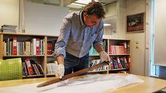 Reinsjegere fra Ørsta har funnet et vikingsverd fra ca. år 850–950 i Lesja i Oppland. Funnet vekker begeistring blant eksperter i inn- og utland.