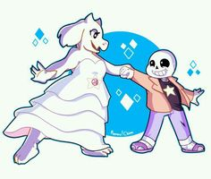 I'm not a Soriel shipper. But this is really cute. Toriel and Sans - Steven Universe parody<<<same im not a soriel shipper but this was cool Toriel Undertale, Undertale Ships, Undertale Fanart, Steven Universe Wallpaper, Steven Universe Comic, Steven Universe Crossover, Sans X Frisk, Lapidot, Toby Fox