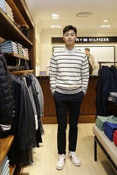 Park Seo Joon / Tommy Hilfiger