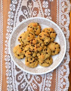 Classic Chocolate Chip Cookies from Anecdotes and Apple Cores