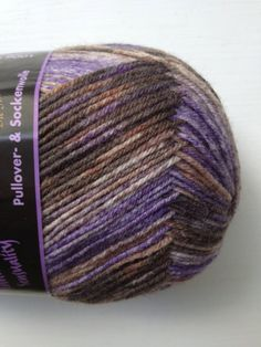 Yarn - Opal Sock Yarn - Show Your Colors - Heartiness and Sensuality 4087