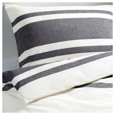 BJÖRNLOKA Funda nórd y funda para almohada - 150x200/50x60 cm - IKEA