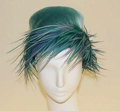 Pillbox hat 1952 | Flickr - Photo Sharing!
