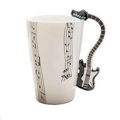 Musical, Gadgets, Mugs, Tableware, Decor, Sheet Music, Musical Instruments, Guitar, Decorating Ideas