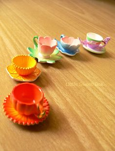 Re-Ment cups