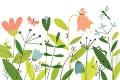 Ekaterina Trukhan Nature Illustration