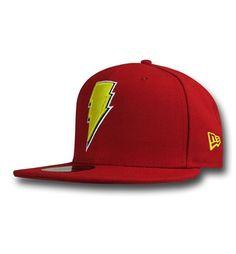 Images of Shazam Symbol 59Fifty Cap