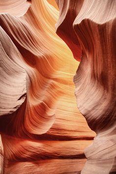 Antelope Canyon, Navajo Park, Arizona, USA