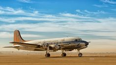 DC-4 Douglas Dc 4, Air Festival, Commercial Aircraft, World Pictures, Dieselpunk, Airplanes, Aviation, African, Military