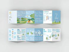 Leaflet Layout, Leaflet Design, Print Layout, Layout Design, Print Design, Graphic Design, Pamphlet Design, Booklet Design, Editorial Design Magazine