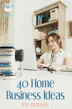 Love these home business ideas for women