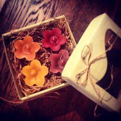 Easter candles handmade homemade