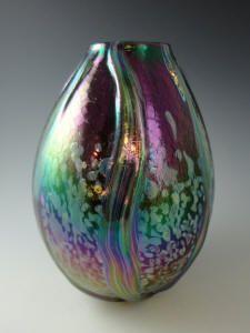 Pot-Pourri Glass: Eickholt vase, 1985