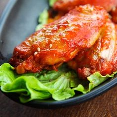 Сладкие куриные крылышки Tandoori Chicken, Meat, Ethnic Recipes, Food, Essen, Yemek, Meals