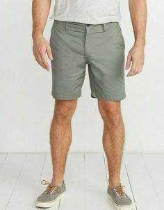 "$49 Hurley Chino Men/'s Shorts Black Anchor Grey Striped Size 28/"" Waist NWT"