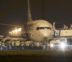 Stanley Roy informa: Avión de Malaysia Airlines aterriza de emergencia