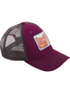 aad2918f9aa18 Eat Local Upstream LoPro Trucker Hat