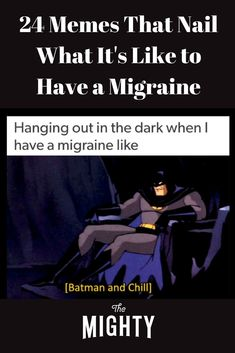 Cus sometimes you jus gotta laugh at the pain (and misery LOVES company! lol) - 24 Memes That Describe What It's Like to Have Migraine Migraine Meme, Headache Humor, Migraine Quotes, Migraine Relief, Migraine Diet, Pain Relief, What Causes Migraines, Chronic Migraines, Funny