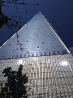 World Trade Center, a mais imponente torre de NY de outro ângulo.