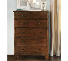 We've been looking for new dressers and this one is perfect.