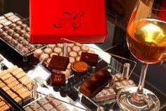 イルサンジェー東京ブティックで希少なワインとチョコレートを楽しもう