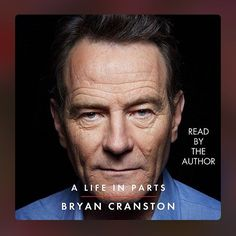 I've been wanting to listen to or read this one for a while. #BryanCranston #ALifeInParts #Audiobook #Audible #BreakingBad #IAmTheDanger #IAmTheOneWhoKnocks