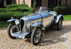 I would love to see (and hear) this automobile in person.  1927 Amilcar CGS