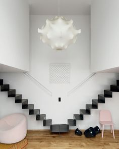 Professionals in staircase design, construction and stairs installation. In addition EeStairs offers design services on stairs and balustrades.Check out our work >> Interior Stairs, Interior Exterior, Interior Architecture, Stairs Architecture, Escalier Design, Stair Steps, House Stairs, Loft Design, Design Salon