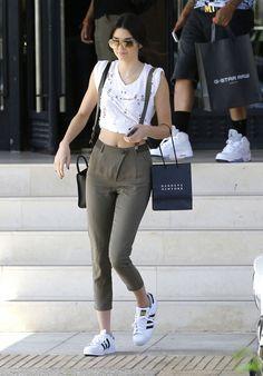 Los mejores street style de Gigi Hadid y Kendall Jenner