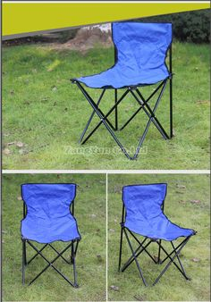 Large Portable Folding Chairs, Outdoor Fishing