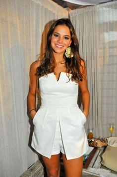 Bruna Marquezine em outro look