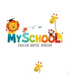 Logo for a Nursery School, many children will be impacted! by CChick