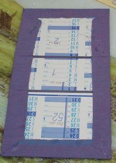 Hier, je vous montrais la boite offerte à Claudine pour son anniversaire. J'ai réalisé une deuxième boite, objet de ce pas-à-pas, pour ma soeur. Liste des fournitures : Calendrier Bristol blanc Papier kraft gommé Colle (j'utilise de la colle à bois) Papier... Cardboard Paper, Cardboard Crafts, Diy Paper, Coin Couture, Papel Scrapbook, Gift Wraping, Cold Brew Coffee Maker, Expensive Gifts, Cartonnage