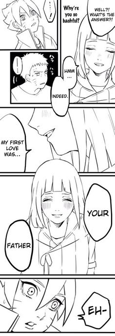 Naruhina: Hinata's first Love Pg2 by bluedragonfan.deviantart.com on @DeviantArt
