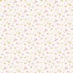 Background, pattern, illustration, flowers, cute, vintage